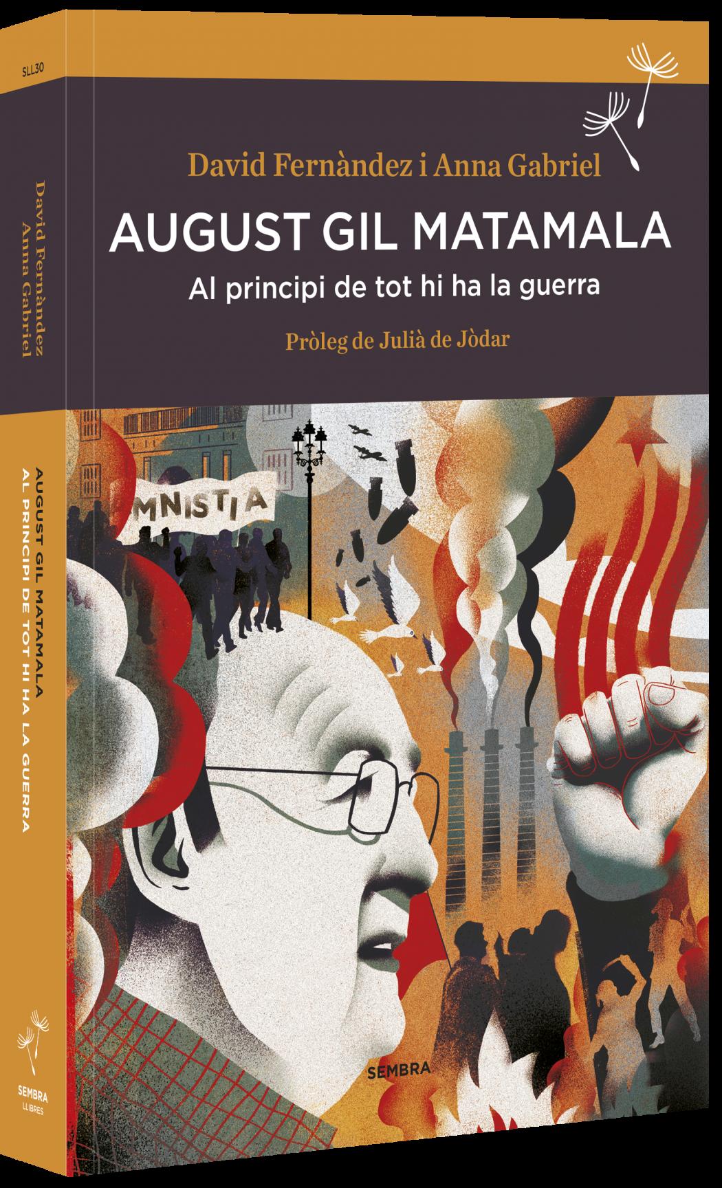 El fil roig de la vida del jurista de referència de les lluites socials i nacionals a Catalunya.