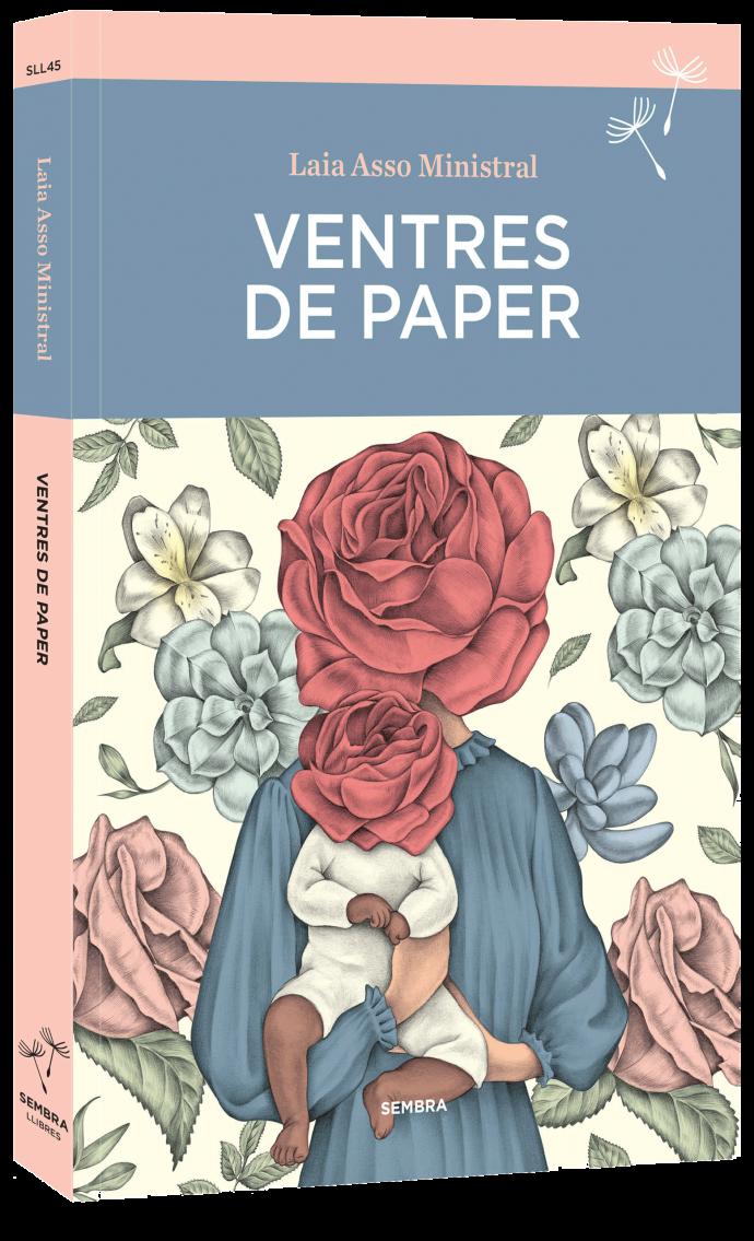 Ventres de paper - portada3D-SLL45