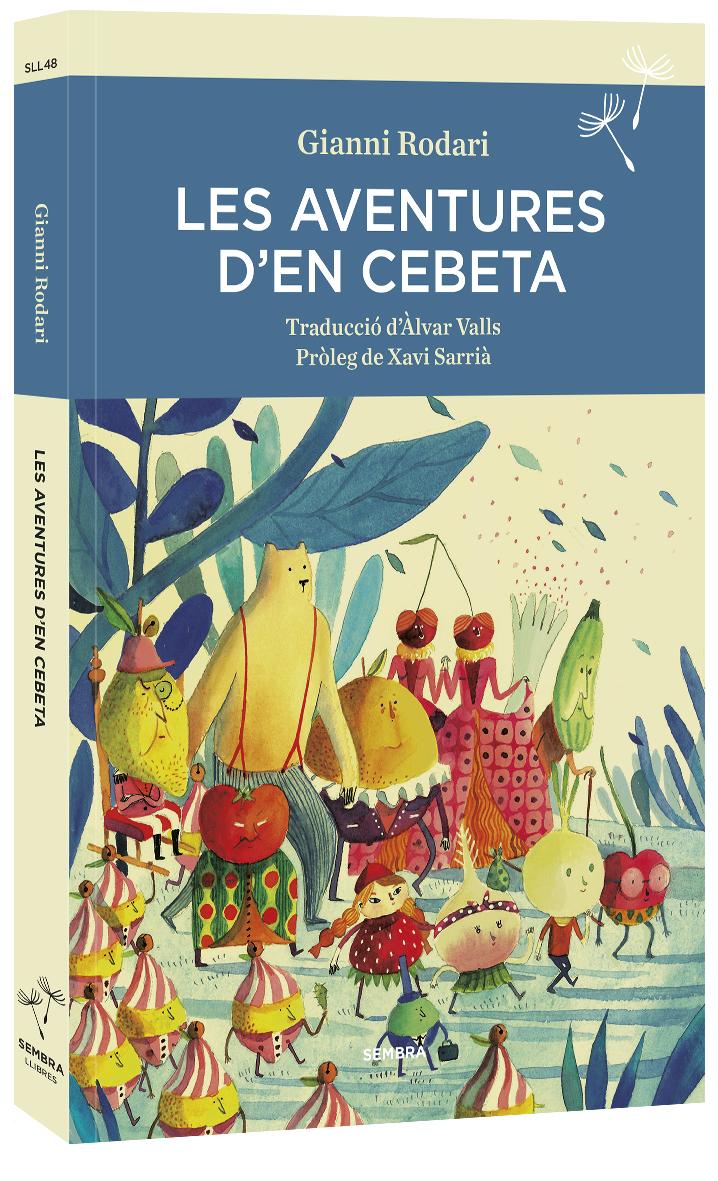 """Celebrem el centenari del naixement de Gianni Rodari amb """"Les aventures d'en Cebeta"""""""
